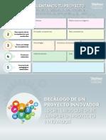 Fundación Telefonica. Decálogo de un Proyecto Innovador