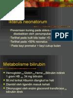 Ikterus neonatorum