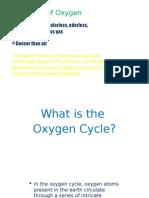 Definition of Oxygen