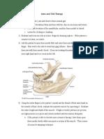 Intraoral Myofascial Release of the Temporomandibular Joint Musculature