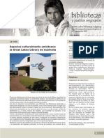 """Boletín """"Bibliotecas y pueblos originarios"""""""