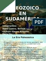 Paleozoico Sudamerica