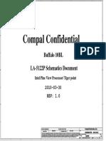 Compal LA-5122P Schematic