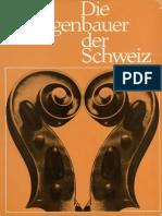 Die Geigenbauer Der Schweiz