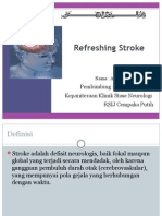 Refreshing Stroke