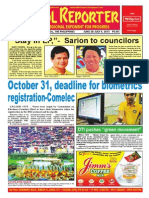 Bikol Reporter June 28 - July 4, 2015
