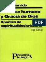 APUNTES DE ESPIRITUALIDAD CRISTIANA