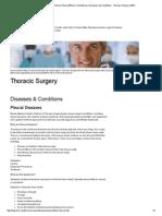 Pleural Diseases_ Pleurisy, Pleural Effusion, Hemothorax _ Diseases and Conditions - Thoracic Surgery _ BMC