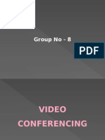 Video conferenecing