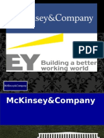 McKinsey & EY