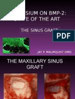 Aaoms 2010 Sinus Grafting Symposium