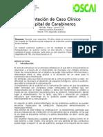 CASO CLÍNICO Javiera Acevedo
