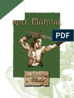 Athala Rule Manual