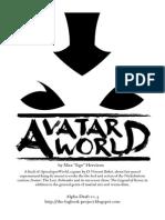 Avatar World Rulebook