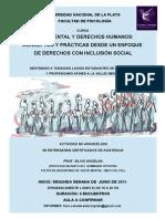 Curso Salud Mental Para Todxs Cartel