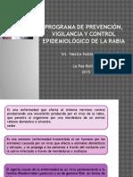 Programa de Prevención, Vigilancia y Control Epidemiológico