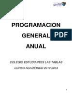 PROGRAMACION GENERAL ANUAL  PRIMARIAColegio las tablas.pdf