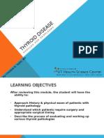 Thyroid Disease-from Site