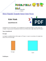 3. Kids Math_ Quadrilaterals