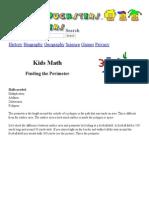 6. Kids Math_ Perimeter