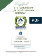 Guía Legislacion Laboral