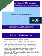 11 - Virtualizacao de Maquinas Carlos Santos 20061119