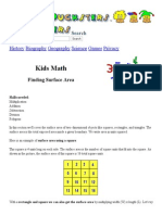 8. Kids Math_ How to Find Surface Area