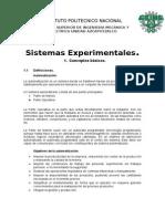 Sistemas Experimentales.
