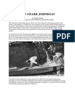 The Ozark Johnboat