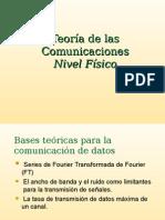 Teoria Comunicaciones Nivel Fisico