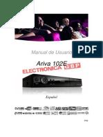 Manual Ariva 102E