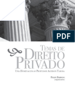 Revista Jurídica Da Fa7. Fortaleza, V. VII, Edição Especial Temas de Direito Privado