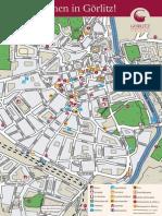 Görlitz - Stadtplan