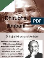 Management Lessons From Dhirubhai Ambani