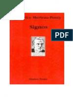 Maurice Merleau-Ponty - Signos