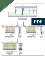 Planos Puente Replanteo-VIgas Diafragmas
