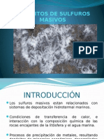 Depositos de Sulfuros Masivos CA Uce