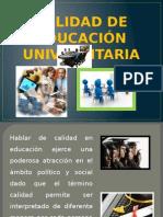 CALIDAD DE LA EDUCACION UNIVERSITARIA.pptx