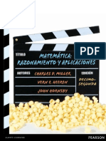 Matemticas Razonamiento y Aplicaciones