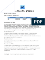 business plan pvoice riccardo andrea peroncini