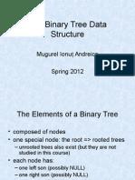 C8 Binary Trees