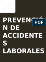 Prevenccion de Accidentes Laborales