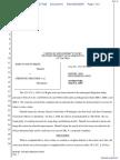 Everett v. Gregoire et al - Document No. 6
