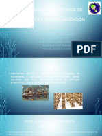 Logistica y comercializacion