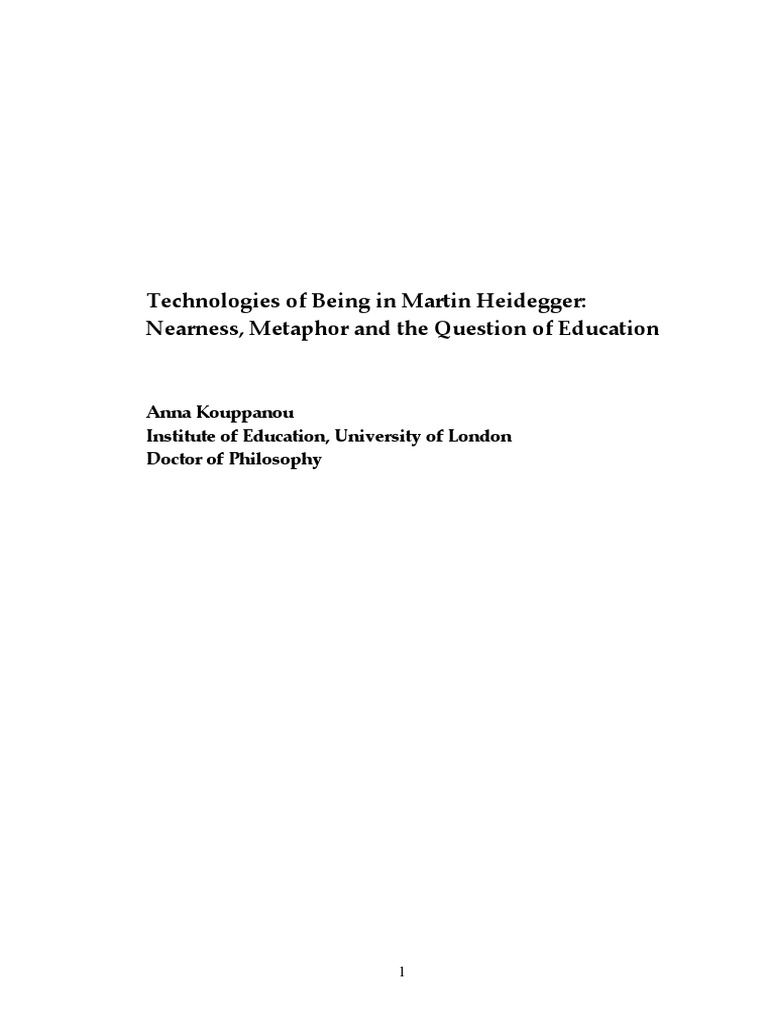Martin gassner phd thesis