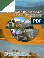 Pesisir Selatan Dalam Angka 2014
