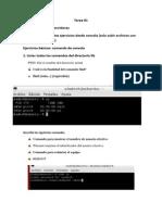 Tarea 01 Adm de Servidores Linux