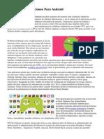 Top Ten De Aplicaciones Para Android