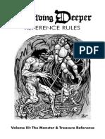 Delving Deeper Ref Rules v1 the Monster & Treasure Reference (6392831)