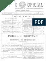 Ley de Expropriacion 1936